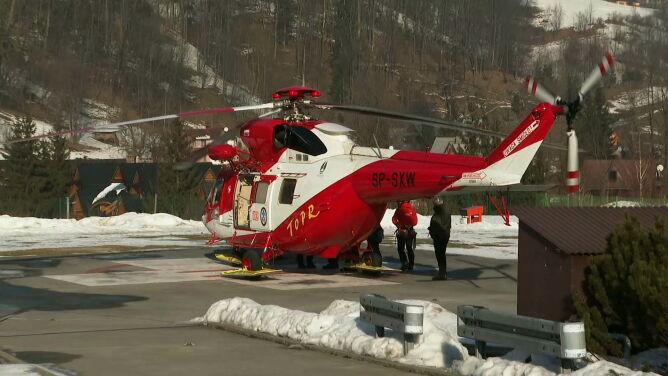 Niebezpiecznie w Tatrach. Turysta zginął po upadku z wysokości
