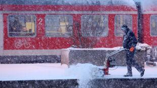 Ostrzeżenie pogodowe: spadnie do 20 cm śniegu